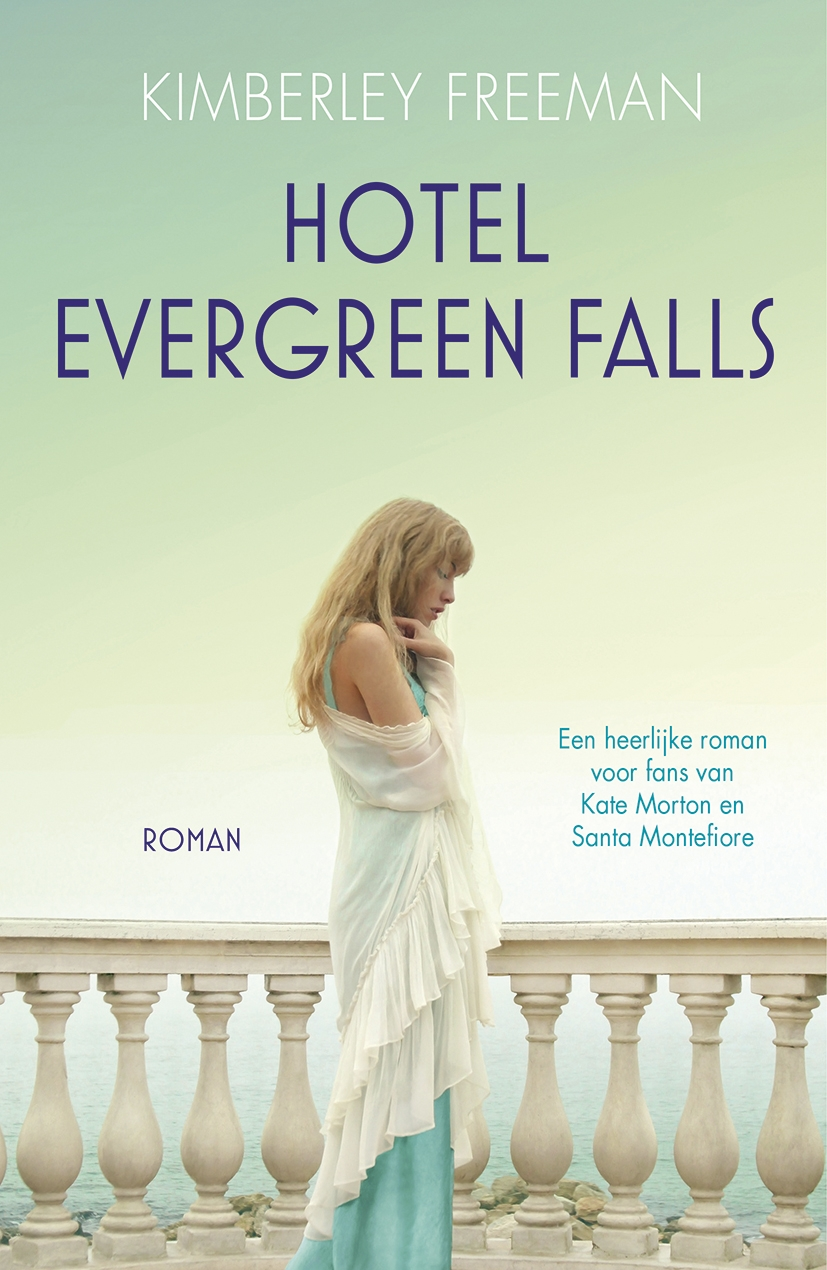Hotel Evergreen Falls - boekrecensie